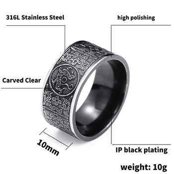 Thor Viking Gothic Ring2