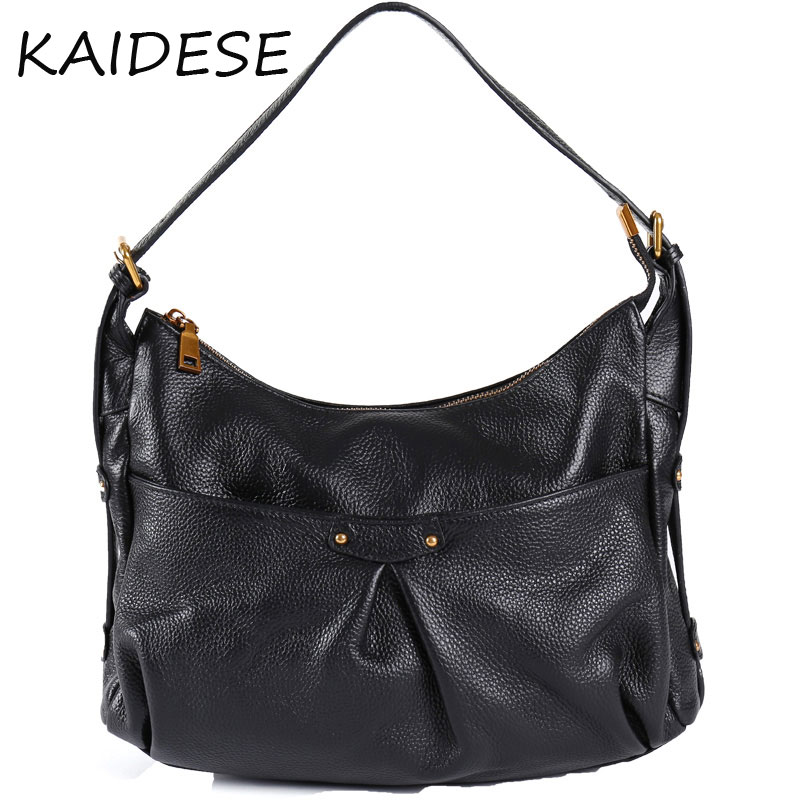 KAIDESE Master leather handbag fashion trends in Europe and America 2017 new leisure leather satchel handbag bulk bulk democracy in america nce