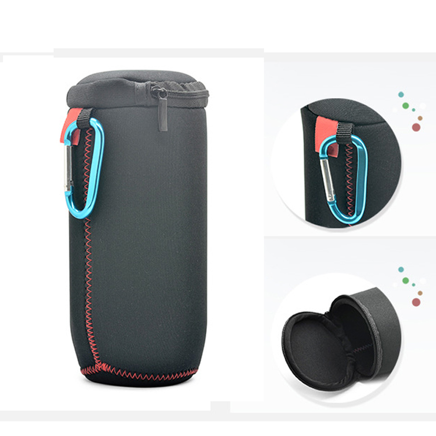 Newest Travel Protective Soft Case for JBL pulse/UE BOOM Bluetooth Speaker Carry Pouch Bag Cover Case Zipper Carry Shoulder Box