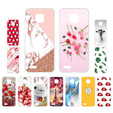 Ojeleye DIY Patterned Silicon Case For Ulefone Note 7 Soft TPU Cartoon Phone Cover Note7 Covers Bags