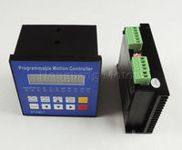 CNC Single Aixs controller kit, stappenmotor Single axis motion controller programmeerbare ST-PMC1 + TB6600 stappenmotor driver