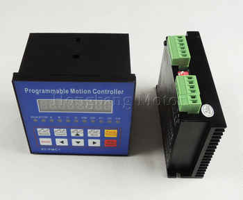 CNC Single Aixs controller kit,Stepper motor Single axis motion controller programmable ST-PMC1+ TB6600 stepper motor driver - DISCOUNT ITEM  15% OFF All Category