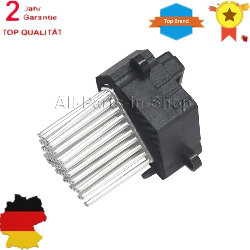 New Blower Motor Resistor Regulator For BMW E46 X3 330i 328i 325Xi ...