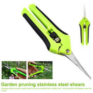 Stainless Steel Garden Pruning