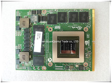 For DELL M6600 M6700 K4000M N14E-Q3-A2 Graphics Card 5DGTT 05DGTT NVIDIA Quadro 4000M 4GB GDDR5 MXM 3.0 VGA Video