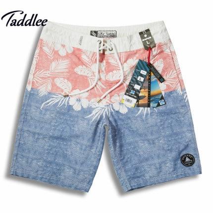 Taddlee Brand Mens Board Shorts Beachwear Swimwear Swimsuits Men Active Bermduas Quick Dry Sweatpants Man Jogger