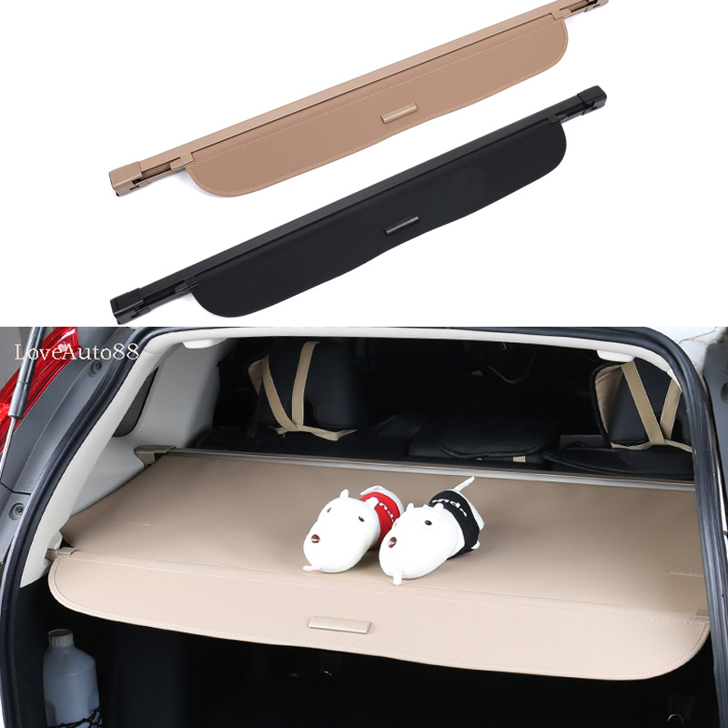 For Honda CRV CR V 2017 2018 2019 Cover curtain trunk partition curtain partition Rear Racks Car styling accessories-in Rear Racks & Accessories from Automobiles & Motorcycles