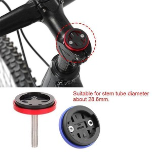Bike Bicycle Handlebar Extension For Computer GPS Holder Cycling Mount Bracket Support Stopwatch Speedometer Bicycle Accessory(China)
