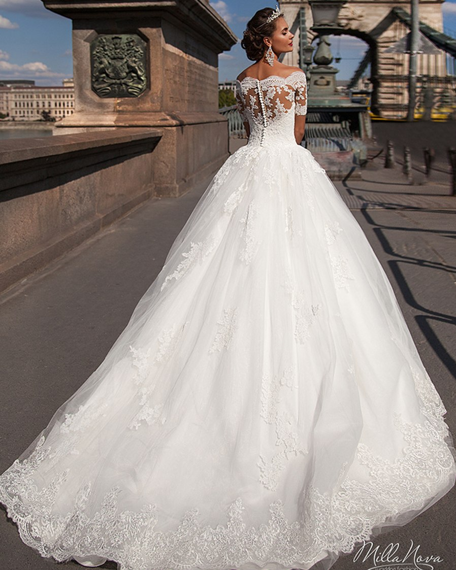 Vestidos De Noiva Brautkleid Rustikalen Spitze Vintage ...