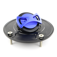 Fit For SUZUKI GSXR 600 750 1000 K4 K5 K6 K7 K8 K9 2004 2016 GSX1300R HAYABUSA Fuel Gas Tank Cap 3 Holes Motorcycle Accessories