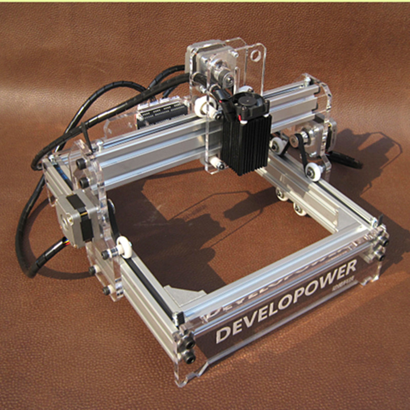 500mw Mini Laser Engraver Diy Engraving Machine Cutting Plotter  Mini Carved Chapter