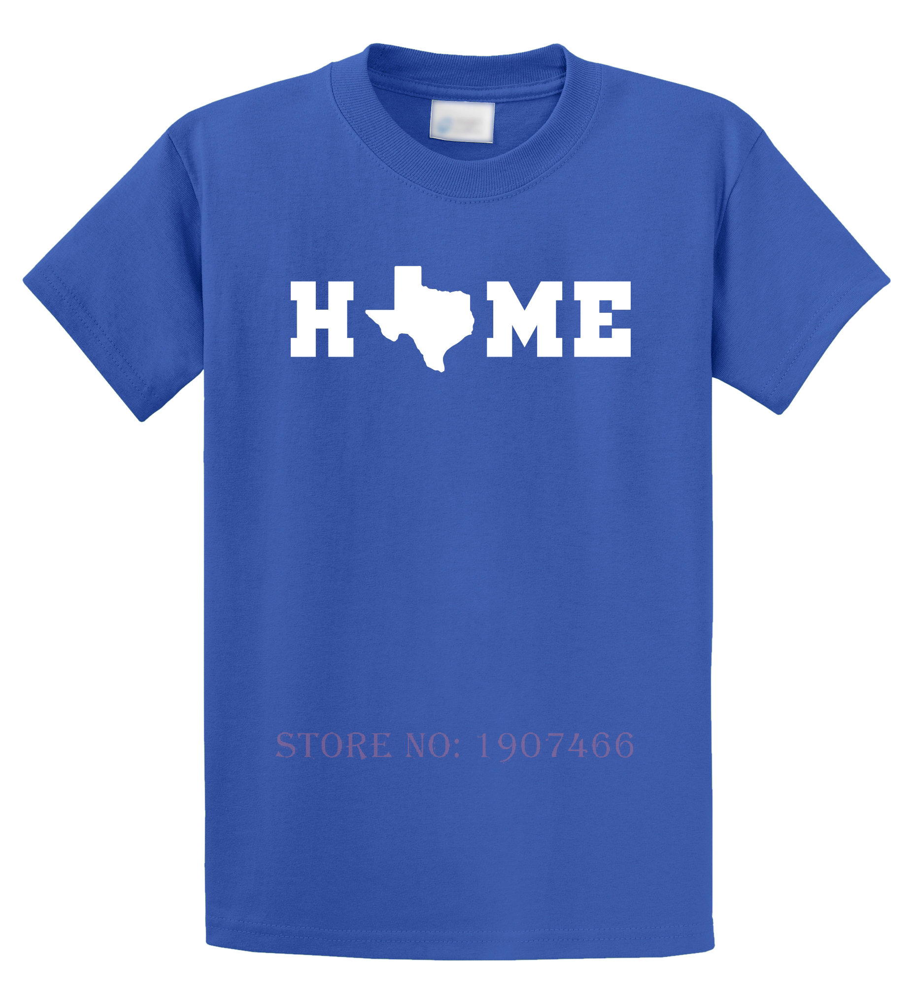 Home Texas Map T Shirt Texas Pride Texan Lonestar State Tee Shirt S 5XL 16 Cols