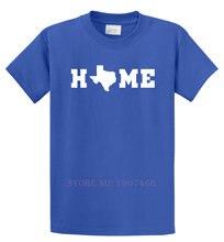 Дома Техас Географические карты футболка Техас гордость техасец Лоунстар состояние футболка S-5XL 16cols