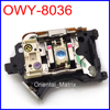 Original OWY8036 Laser Lens Lasereinheit OWY 8036 Bloc Optique Replacement For Pioneer DVD Video CD Audio