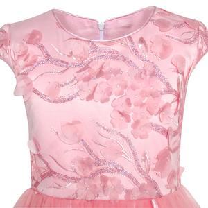 Image 3 - Sunny Fashion ملابس أطفال بنات زهرة الأبعاد المتطور والحديث تنورة مسابقة