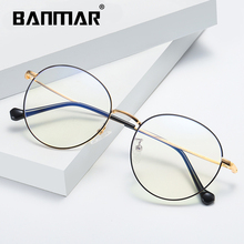 BANMAR Eyewear Anti Blue Light Gaming Glasses Women Men Screen Fatigue Computer Protection Goggles 1905