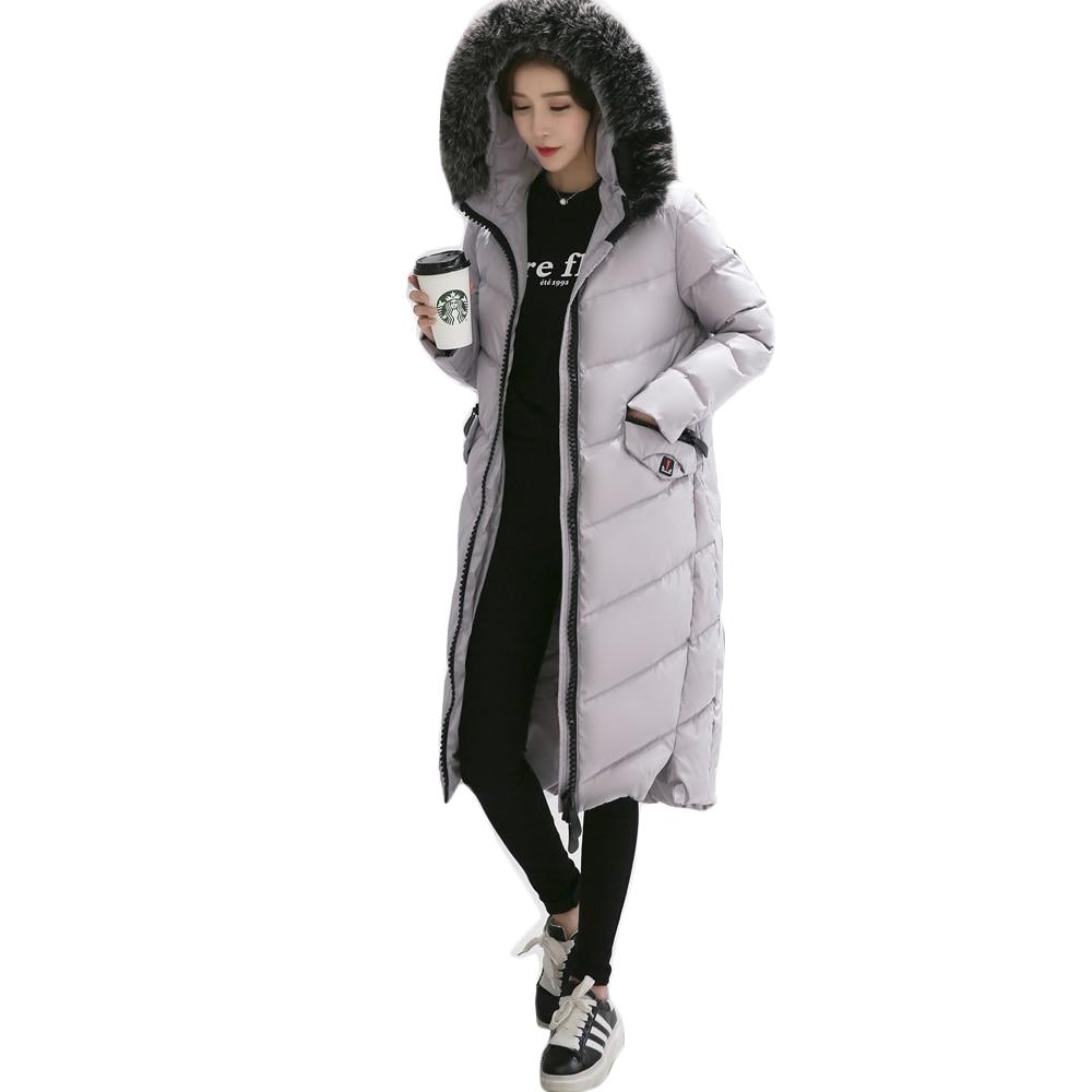 2016 New Winter Collection Winter Jacket Women Slim Female ...