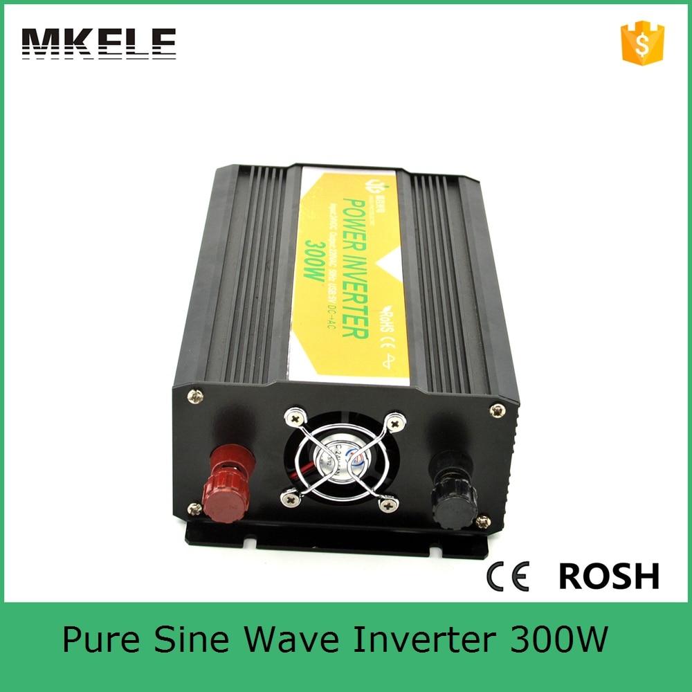 MKP300-481B off grid black color 300w inverter 48v 120v power inverter dc ac pure sine wave form made in China manufacturer