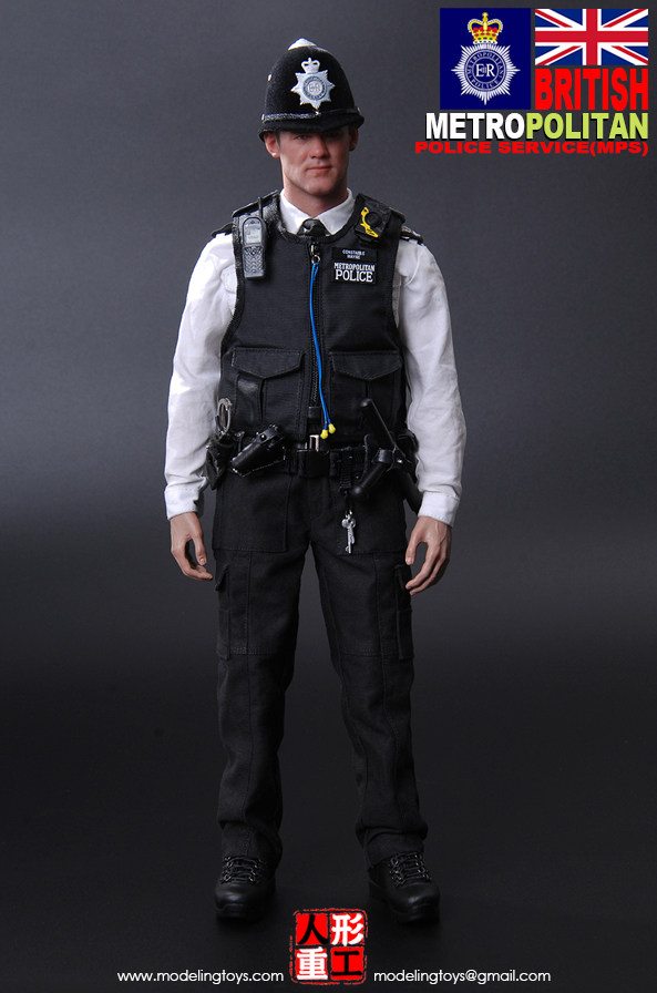 MMS9005 1/6 UK Scotland Yard London Policewoman British Metropolitan Female  Police Officer Action Figure Toys for Fans Gifts