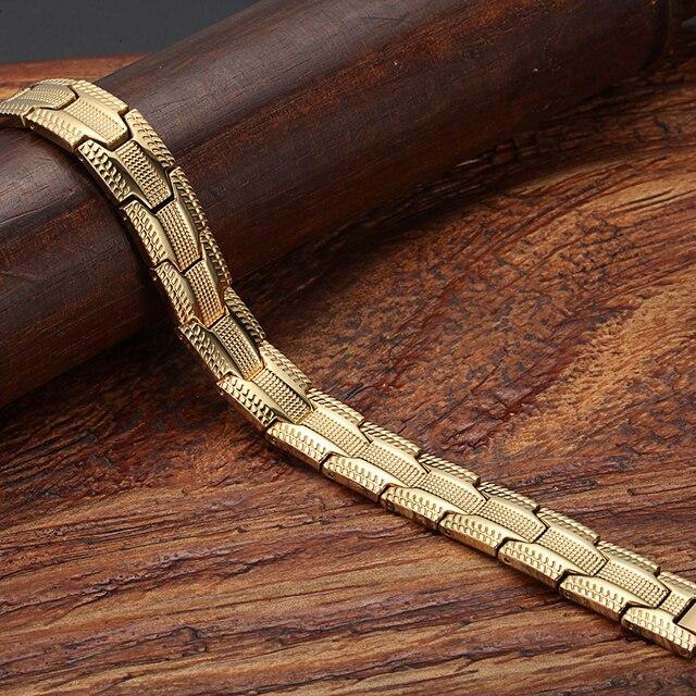 Браслеты welmag 4 в 1 мужские магнитные ювелирные изделия из