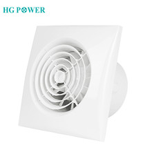 110V 220V  10W 4 inch Silent Extractor Exhaust Fan Air Ventilation Fans Ventilator Wall Window Fan For Toilet Bathroom Kitchen