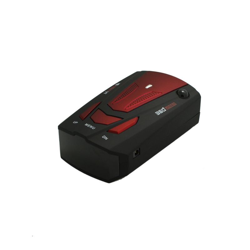 Image 5 - 12V V7 Car Speed Voice Alert Russian Radar Detector 800M LED Display English Russian Manual Vehicle Auto Speed Alert Alarm-in Radar Detectors from Automobiles & Motorcycles