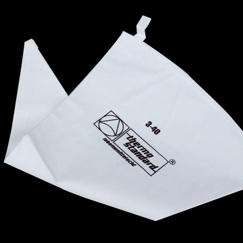 100% algodón crema pastelería glaseado bolsa 35/40/46/50/55/60 cm - Cocina, comedor y bar - foto 4
