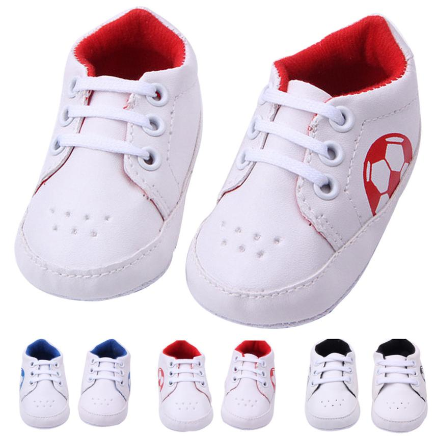 ARLONEET Baby Shoes Girl Boy Soft Cololrful Baby Toddler Walking Shoes 2018 kids PU Leather comfortable Toddler Walking Shoes