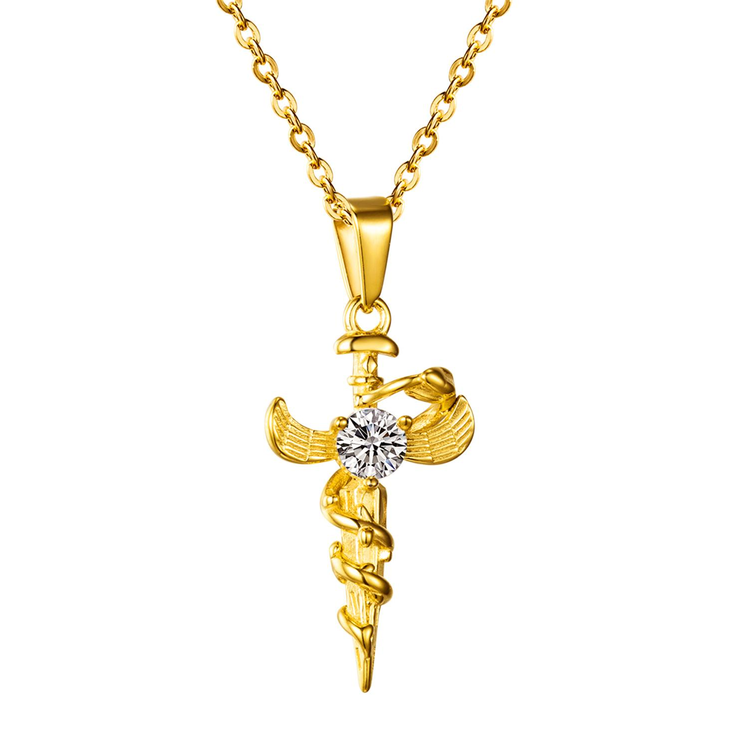 pare Prices on Gold Crucifix Men line Shopping Buy Low Price
