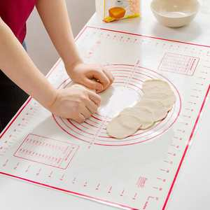 Silicone Baking Mat Dumpling Pads Rolling Pastry Pans