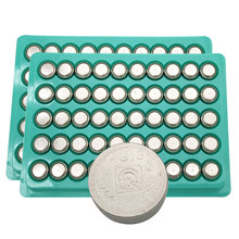 Newest Hot Sale 100Pcs AG13 357A A76 303 LR44 SR44SW SP76 L1154 RW82 RW42 Alkaline Button Cell Battery Long Lasting