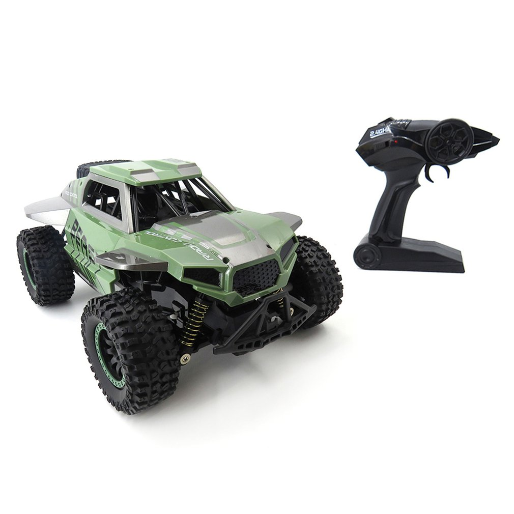 Flytec SL-146A1/18 Scale 2.4Ghz 4WD rc Car 30km/h High Speed RC Crawler Climber Buggy Off-Road Rock Remote Control Cars RTR ToyFlytec SL-146A1/18 Scale 2.4Ghz 4WD rc Car 30km/h High Speed RC Crawler Climber Buggy Off-Road Rock Remote Control Cars RTR Toy