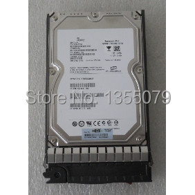 500GB 7.2K RPM SATA 3.5 HARD DRIVE 416509-002 395473-b21