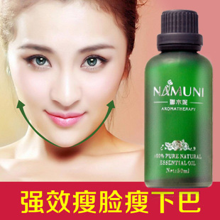 Wood powerful face-lift essential oil massage stovepipe thin waist slimming women's male