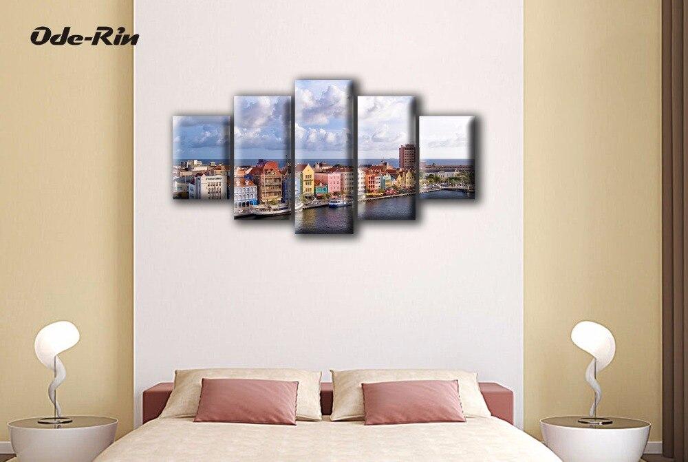 Schon Wohnzimmer Malerei Landschaft Gemälde Der Modernen Wohnzimmer Schmuck  Amerikanischen Veranda Hängen Rahmenlose Malerei Bilder