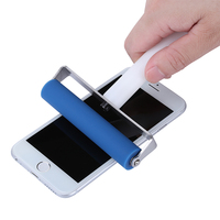 Mobile Phone Screen Protector Film Protective Glass Pasting Silicone Roller for iPhone Samsung LCD OCA Polarizing Tools