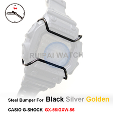 High End Stainless Steel Watch Case Protection Ring 3 Colors