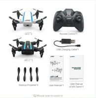 JJRC H345 Drone 2Pcs Set 2 4G 4CH 6Axis One Key Return Double RC Quadcopter Drone