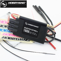 1pcs Hobbywing Seaking PRO 160A Waterproof Brushless ESC Speed Controller For RC Racing Boat
