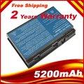 6 células bateria do portátil para acer extensa 5220 5235 5620 5630 7620 TravelMate 5320 5520 5720 5730 7720 7520 TM00741 TM00751 GRAPE32