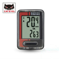 CATEYE CC ED400 Computer bicycle speedometer wired stopwatch mileage bike accessories