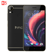 "Entsperrt htc desire 10 pro dual sim 4 gb ram 64 gb rom octa-core 20mp fingerabdruck 5,5 ""Handy 4G LTE 3000 mAh Handy"