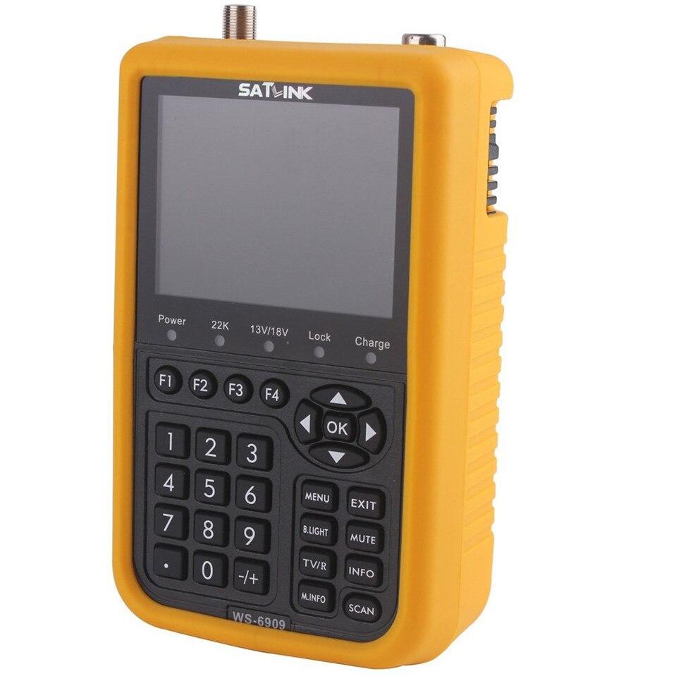 2017 1pc Original Satlink WS-6909 3.5