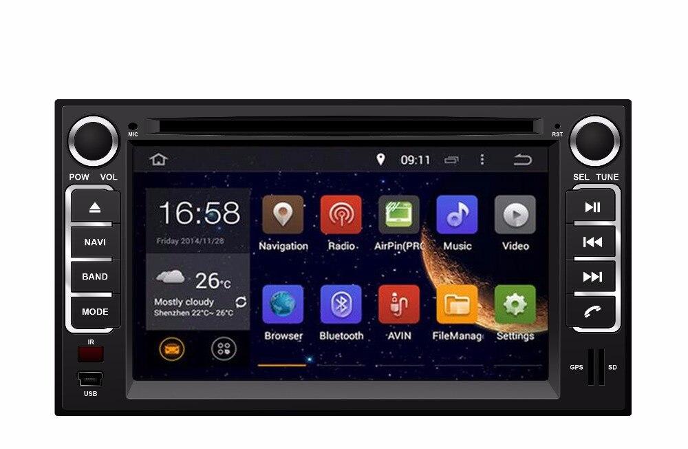 2018 Android 8.0! 4G LTE voiture lecteur DVD multimédia Radio GPS pour Sorento Cerato Sportage Spectra Rondo Carens Optima Magentis