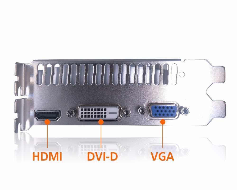 بطاقة جرافيكس GTX 750TI 4096 MB/4 GB 128bit GDDR5 بلاكا دي فيديو كارت graphique الفيديو بطاقة ل NVIDIA غيفورسي PC VGA