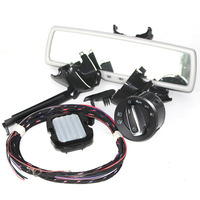 Styo для переключения света фар + дождь свет датчик стеклоочистителя + анти зеркало заднего вида для VW Passat B7 TIGUAN JETTA MK5 Golf 6 MK6