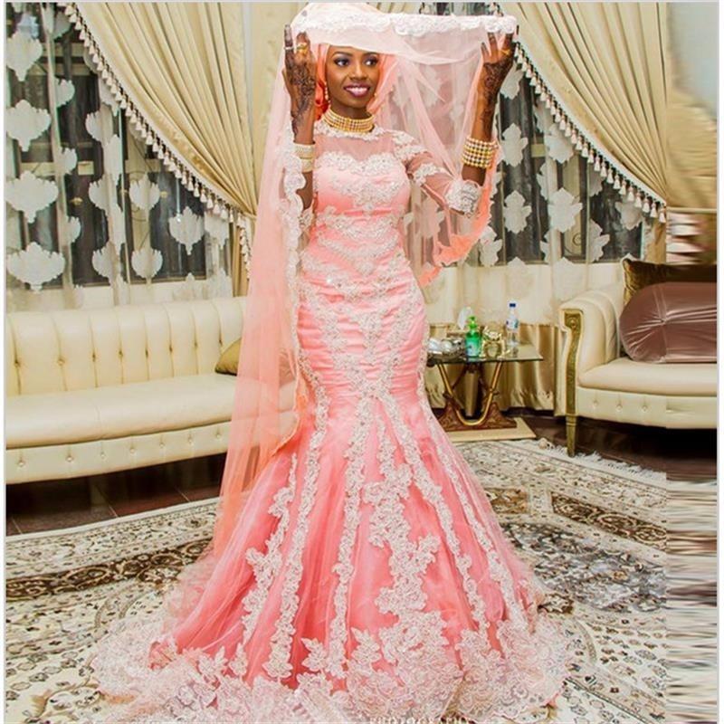 Moderno African American Wedding Gowns Colección - Ideas de Vestido ...