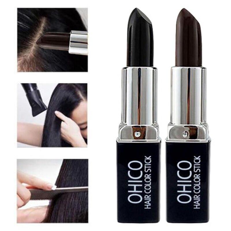 Hair-Dyeing-Powder Paint Salon Lipstick-Shape Beauty-Supplies Unisex