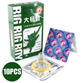 Davidsource XXL Condom 10 Pieces/Lot 55mm Condom For Big Cock Horny Men Adult Contraception Product Free Shipping