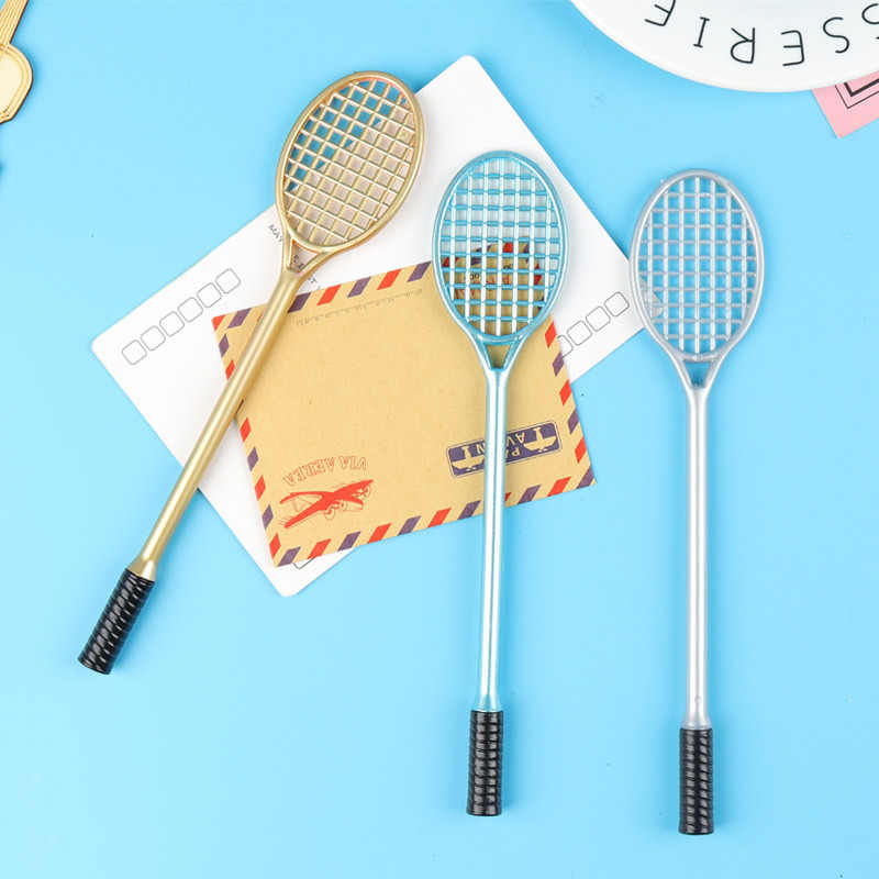 PVC Badminton Racket for Kids Floam Putty Cream Model Clay Tool DIY Fluffy Slime Form Crystal Soil Kit Clear Slime Blue